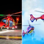 Builders merchant continues air ambulance support