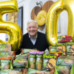 Peter's celebrates 50 years of baking in Wales with new brand logo and photography